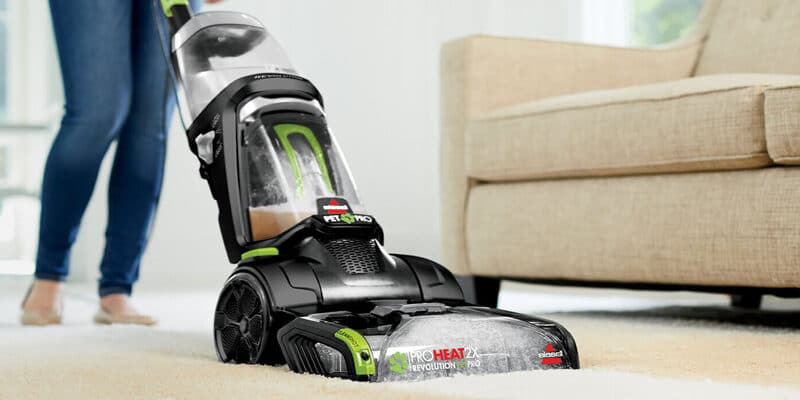 Best Bissell Carpet Cleaners for Pets