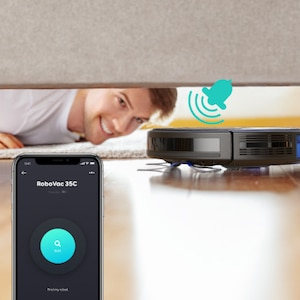 Eufy RoboVac 35C - SJust Follow the Sound