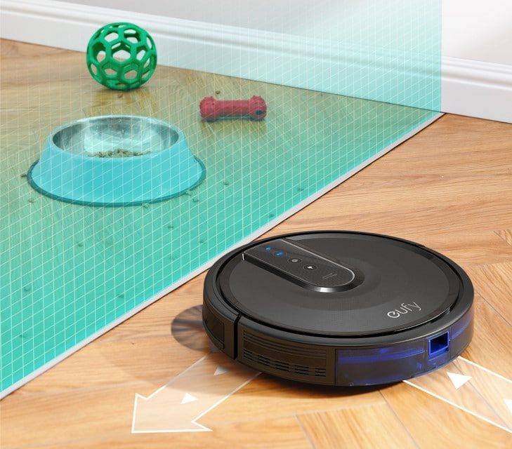 Eufy RoboVac 35C - Stays Within Borders