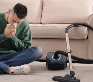 best vacuum for allergies and pet hair