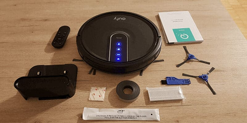 eufy robovac 35c review