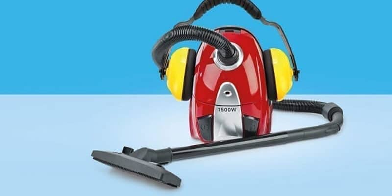 How to Make a Vacuum Cleaner Quieter